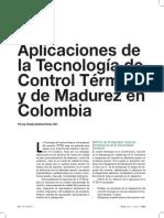 Aplicaciones de La Calorimetria Del Concreto Por El Metodo de La Madurez en Colombia - Noticreto 2009