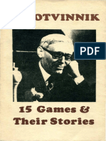 15 Games Their Stories