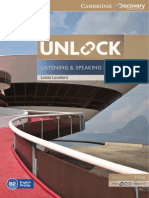 01 Unlock Level 4 Listening and Speaking Student s Book