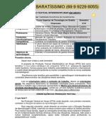 GFIN S.A Novo plano estratégico da companhia UNOPAR