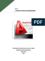Modul Autocad 2D - 2018