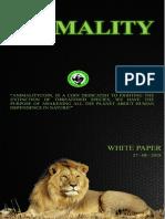 Whitepaper - Anty - En