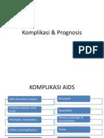 Komplikasi & Prognosis Hiv