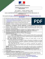 Studime Ne France