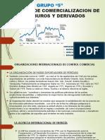 COMERCIALIZACION DE HIDROCARBUROS EN BOLIVIA