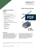 Datasheets DS TQ401 EA401 IQS450-En