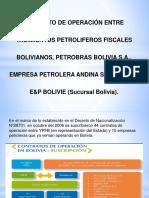 CONTRATO Ypfb Petrobras