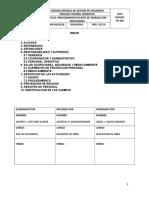 Pg-017 Procedimiento de Tejido de Acero