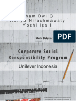 Unilever CSR