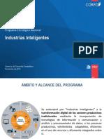 Pplan estrategico Industrias Inteligentes