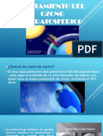 Agotamiento Del Ozono Estratosferico