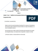 Anexo 1 Paso 1 - Identificar Las Herramientas Básicas Para Programar