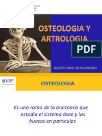 Anatomia Clase 2- Osteologia y Artrologia General