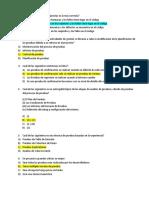 Simulacro No.3  Examen ISTQB - Respuestas