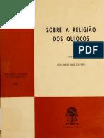 Sobre a Religiao Dos Quiocos