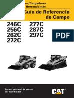 ASXQ0159 - Guia Referencia de Campo Minicargador