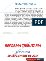 Curso Reforma Tributaria Ramon Paillan Ancamil