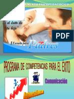 Escuela Para Padres Autoestima Prim. Alta