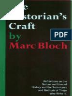 Historian's Craft