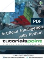 Artificial Intelligence With Python Tutorial