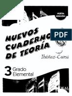 Nuevos Cuadernos de Teoria III