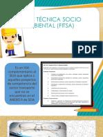 Ficha Técnica Socio Ambiental (Fitsa)
