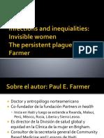 Presentacion P. Farmer