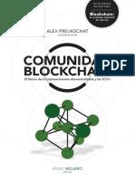 Comunidad Blockchain Libro v2 3 Mayo 2018 A