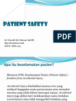 Patient Safety 2011