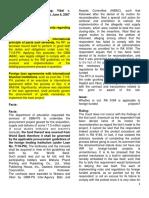Dbm vs Kolonwel- Pacta Sunt Servanda in Relation to Foreign Loan Agreements