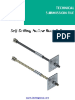 3 Self-drilling Hollow Rock Bolts - Technical Submission File Compressed