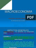 Macroeconomia Clase 1