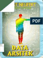 Data Arsitek Jilid 1