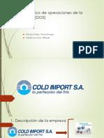 DOE - Cold Import SA