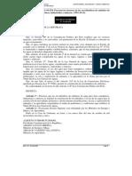 Normativa Electrica (Ley de Concesiones Electricas y Su Reglamento
