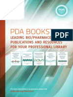 2014 PDA Publication Catalog