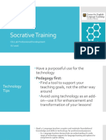socrative training