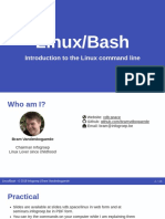 Workshop Linux