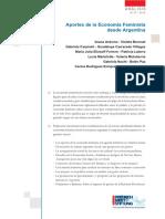 Economía Feminista Desde Argentina