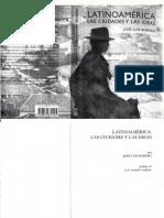 Las Ciudades y Las Ideas-joseluis Romero
