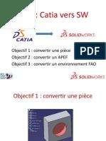 conversion catia