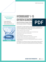 HYDROGUARD I-15 Technical Data Sheet