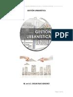 Gestión Urbanistica