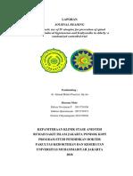 Journal Reading Prophylactic Use of IV Atropine