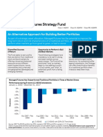 AQR Managed Futures Strategy Fund Profile