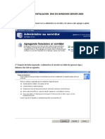 Manual de Instalacion DNS en Windows Server 2003