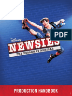 Newsies Production Handbook!!