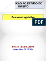 Aula 4 Processo Legislativo