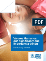 ACN - Valores Humanos - eBook