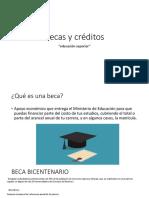 Becas y Créditos PDF